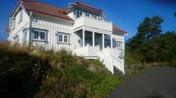 Luxurious holiday house near Lyngør